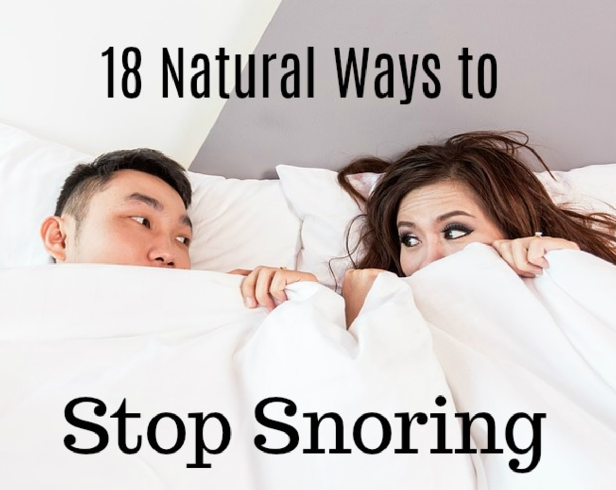 How to Stop Snoring: 18 Natural Ways That Work