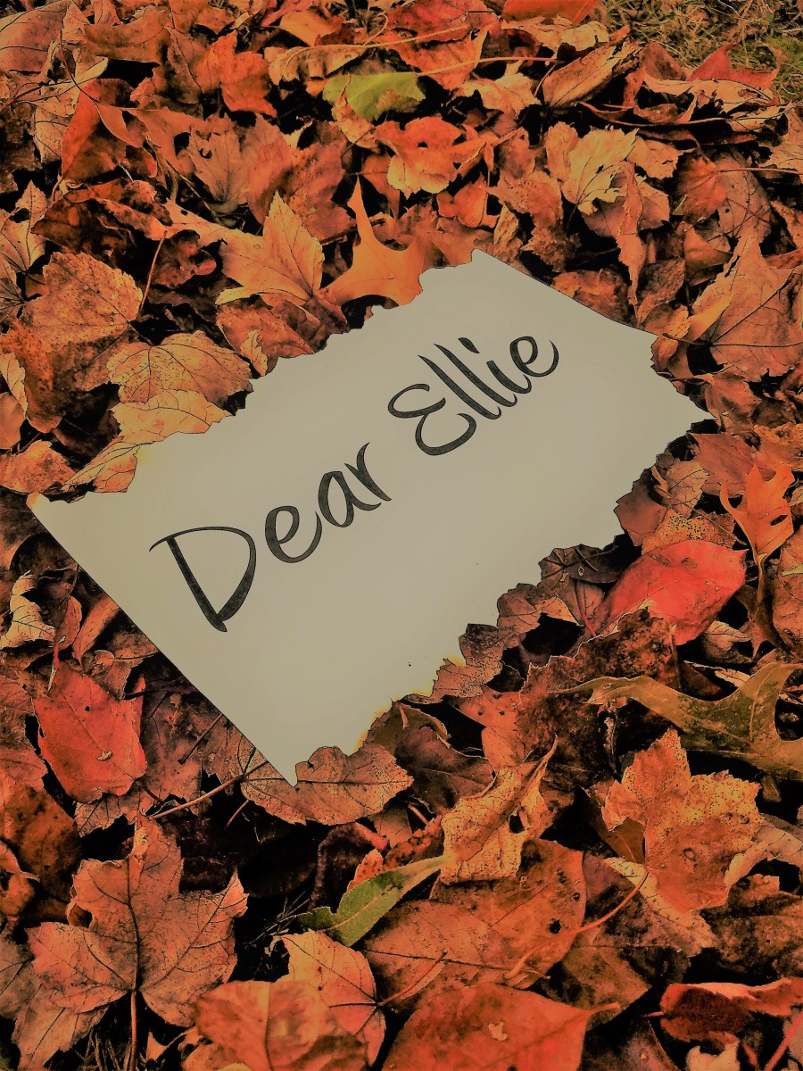 Dear Ellie - Part 32