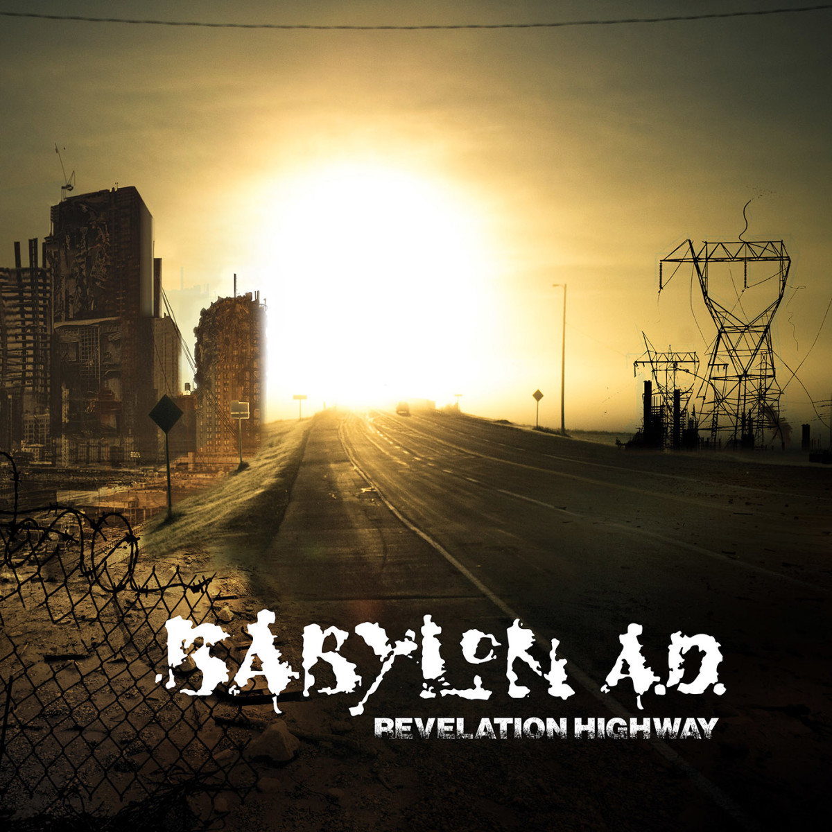 "Babylon A.D. ""Revelation Highway"" (2017) Album Review"
