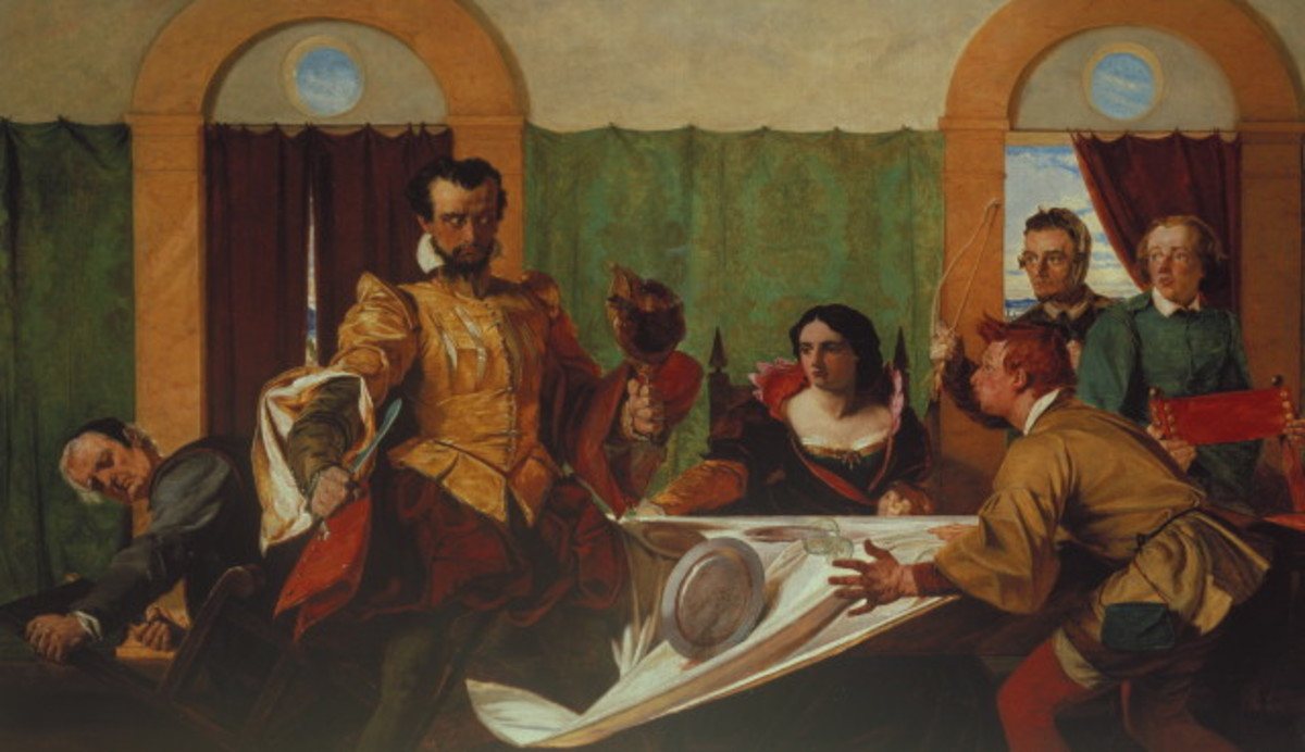 Taming of the Shrew, Public Domain