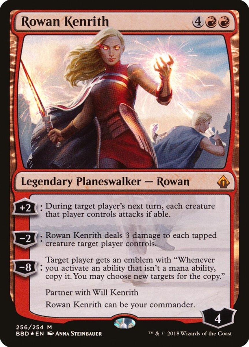 Rowan Kenrith mtg