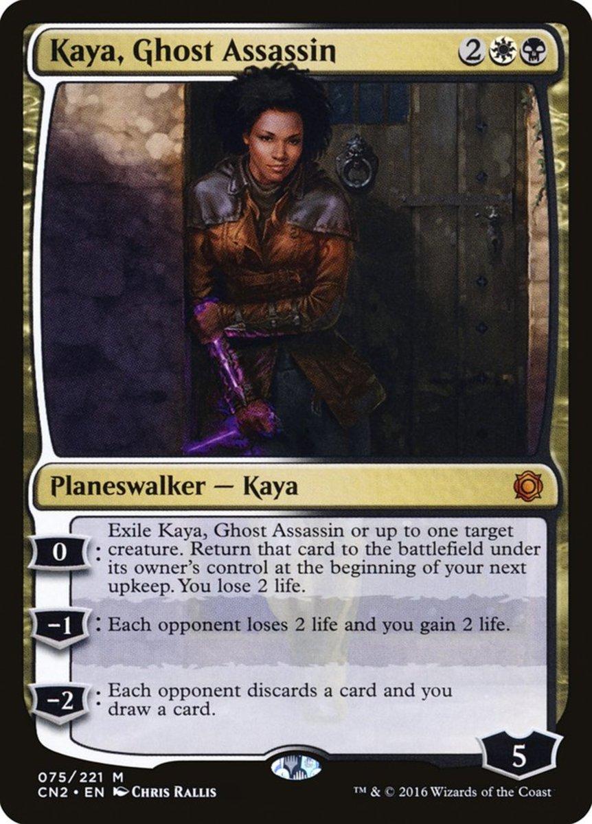 Kaya, Ghost Assassin mtg