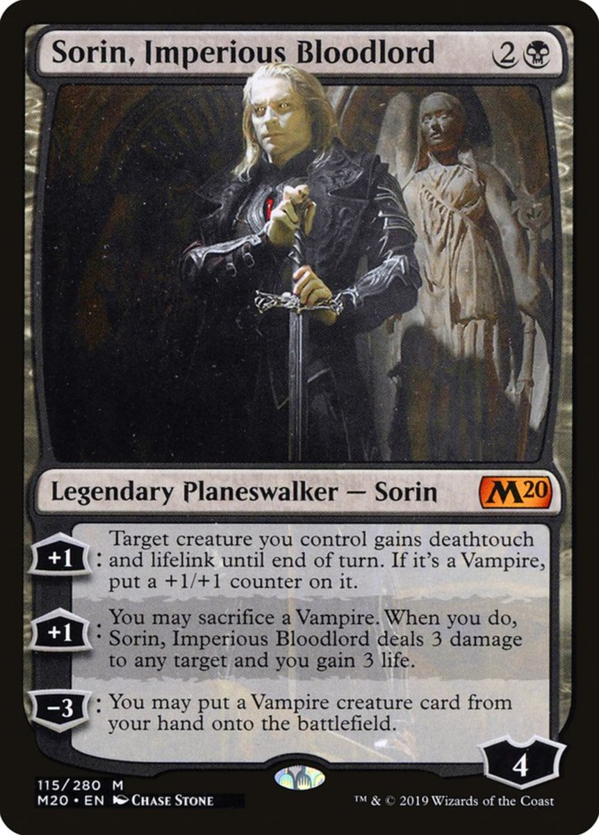 Sorin, Imperious Bloodlord mtg