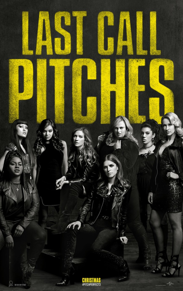 """Movie Review: """"Pitch Perfect 3"""""""