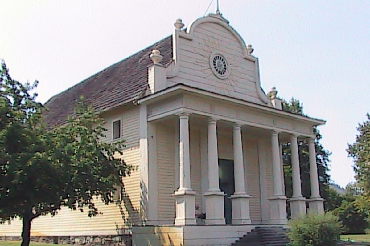 The Old Mission at Coeur d'Alene: Historic Multicultural Meeting Place
