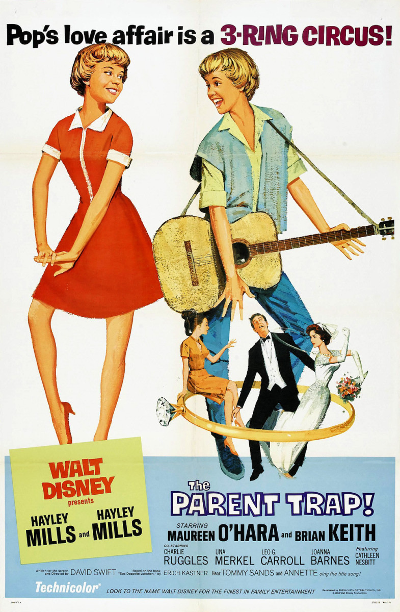 Film Review: The Parent Trap (1961)