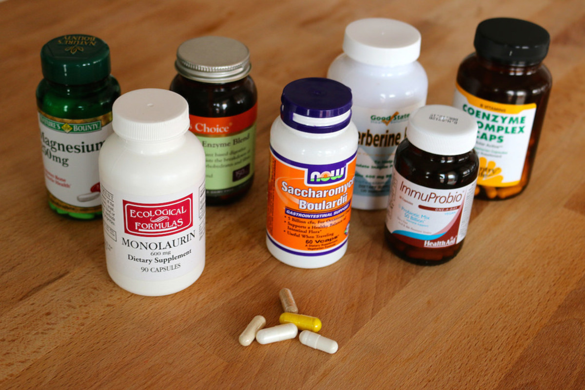 Taking probiotics like these can promote a fast recovery from the common cold.