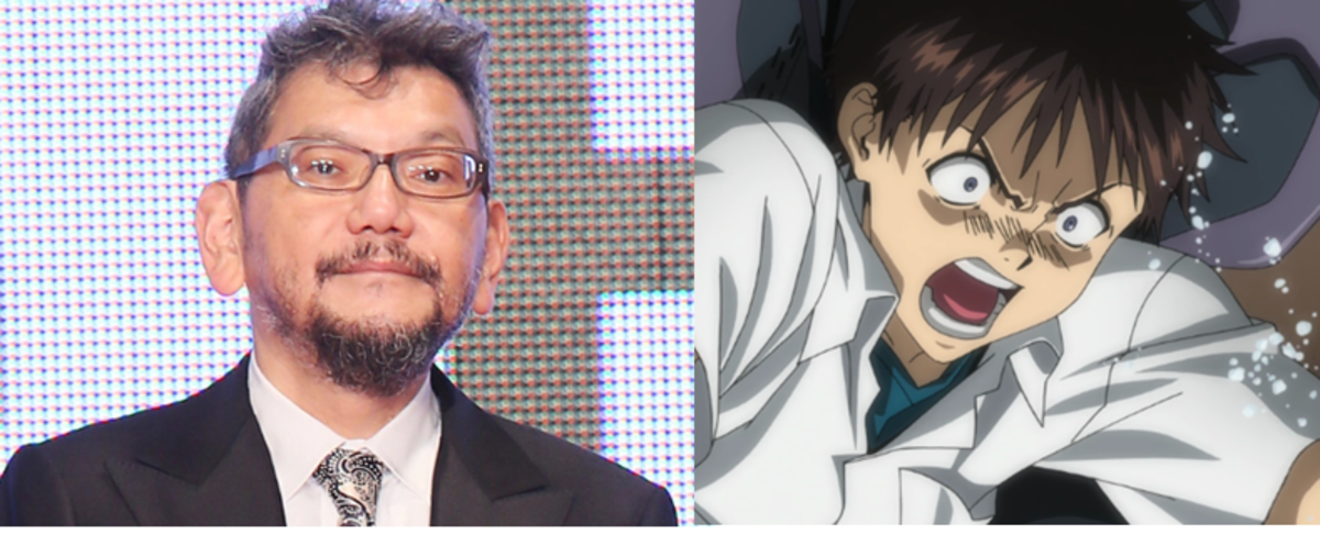 Signs That Hideaki Anno Is Trolling His Fans