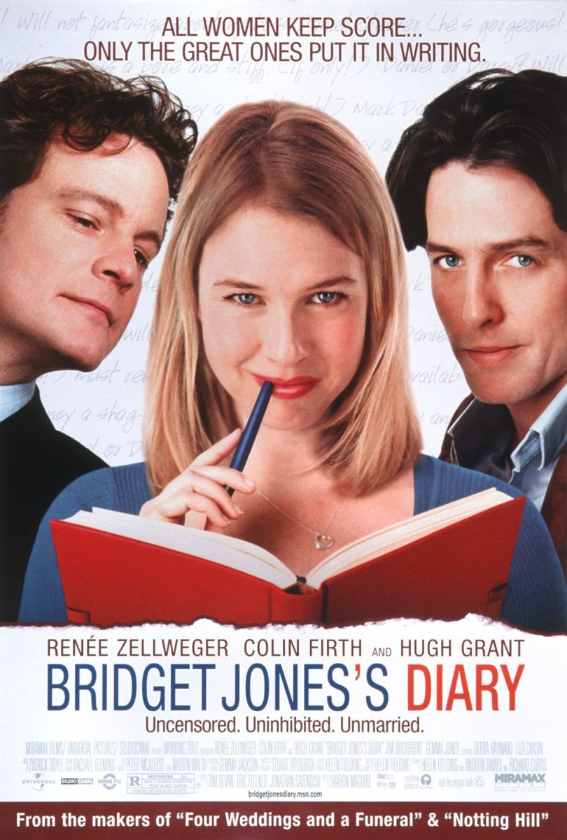 Film Review: Bridget Jones's Diary
