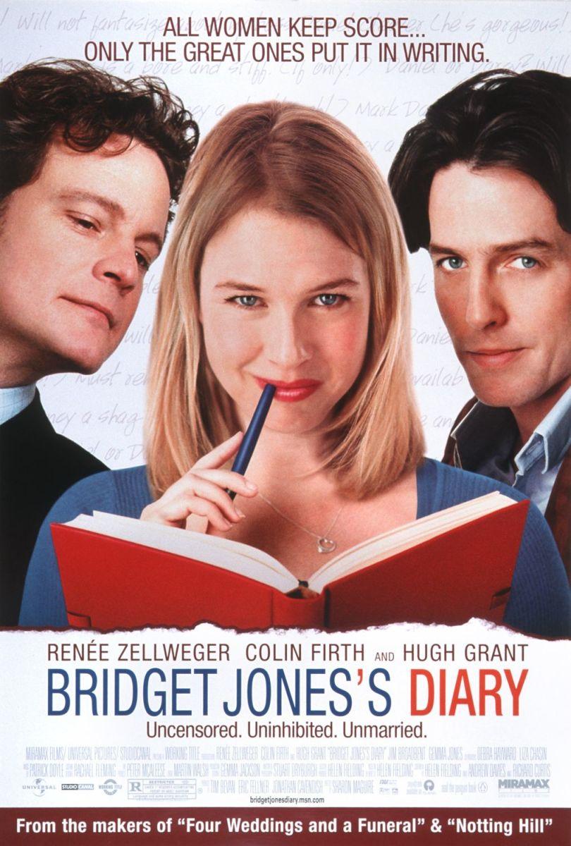 Film Review: Bridget Jones's Diary