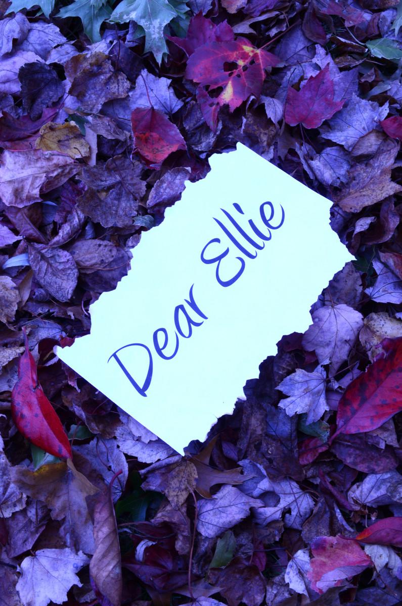 Dear Ellie - Part 34 (Conclusion)