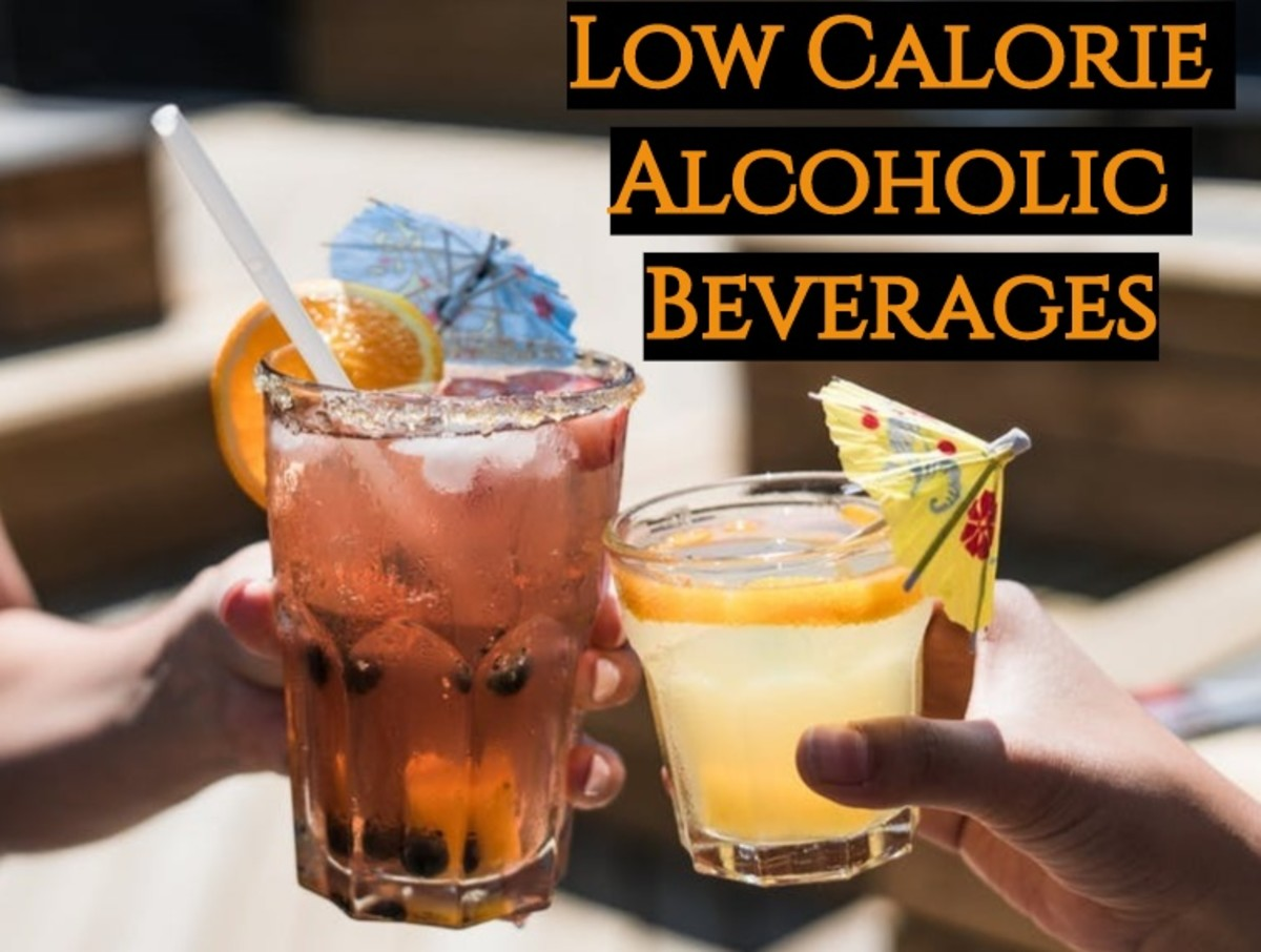 Low-Calorie Alcoholic Beverages