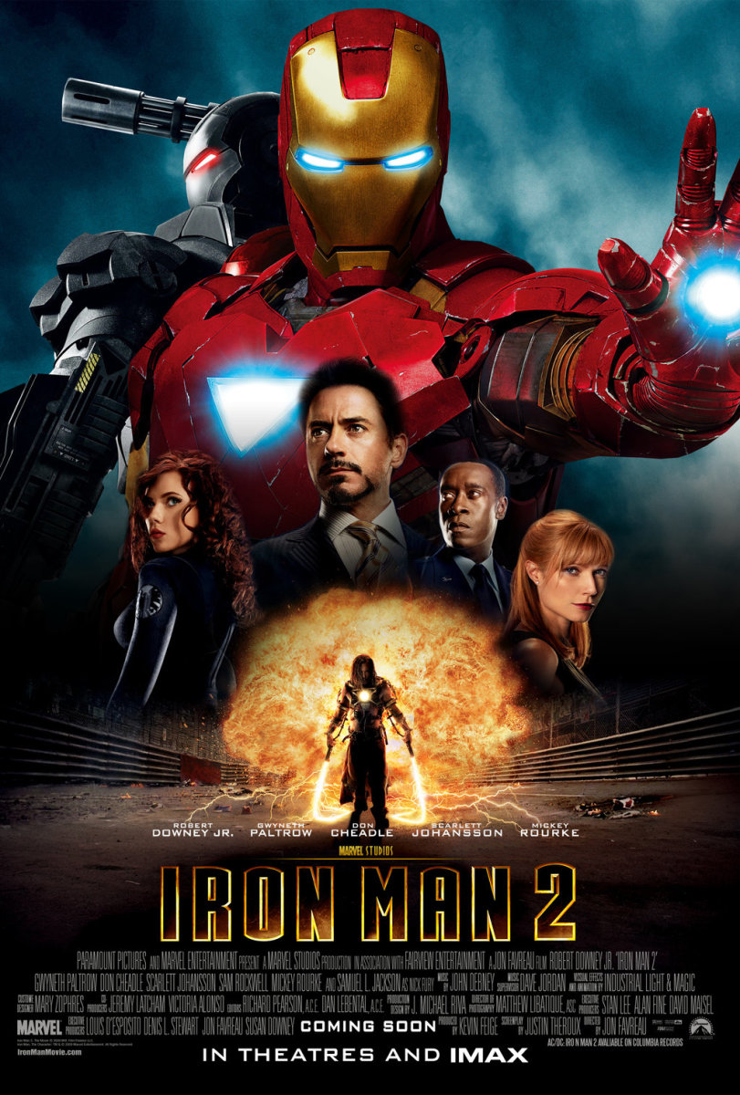 Film Review: Iron Man 2
