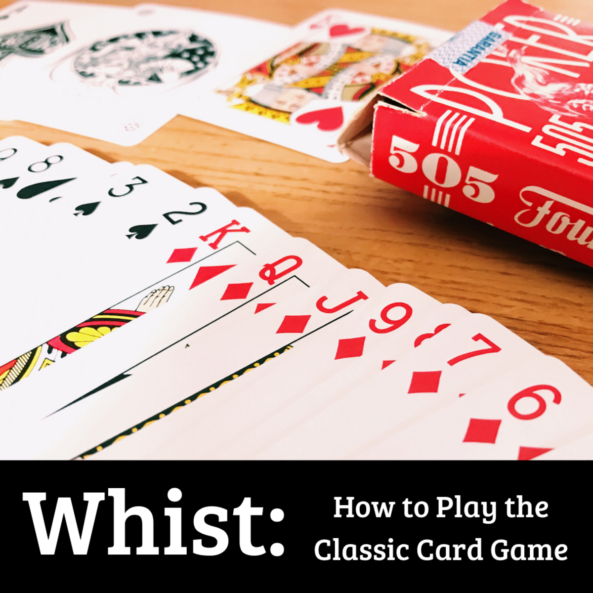 Learn how to play Whist, and get some strategy tips. See some variations to this fun, classic card game.