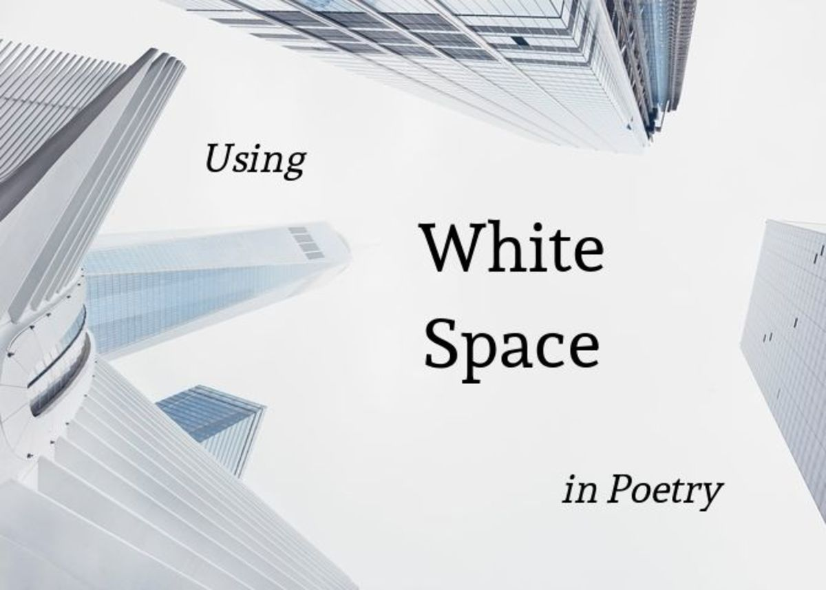 How to Write a Poem Using Empty Space