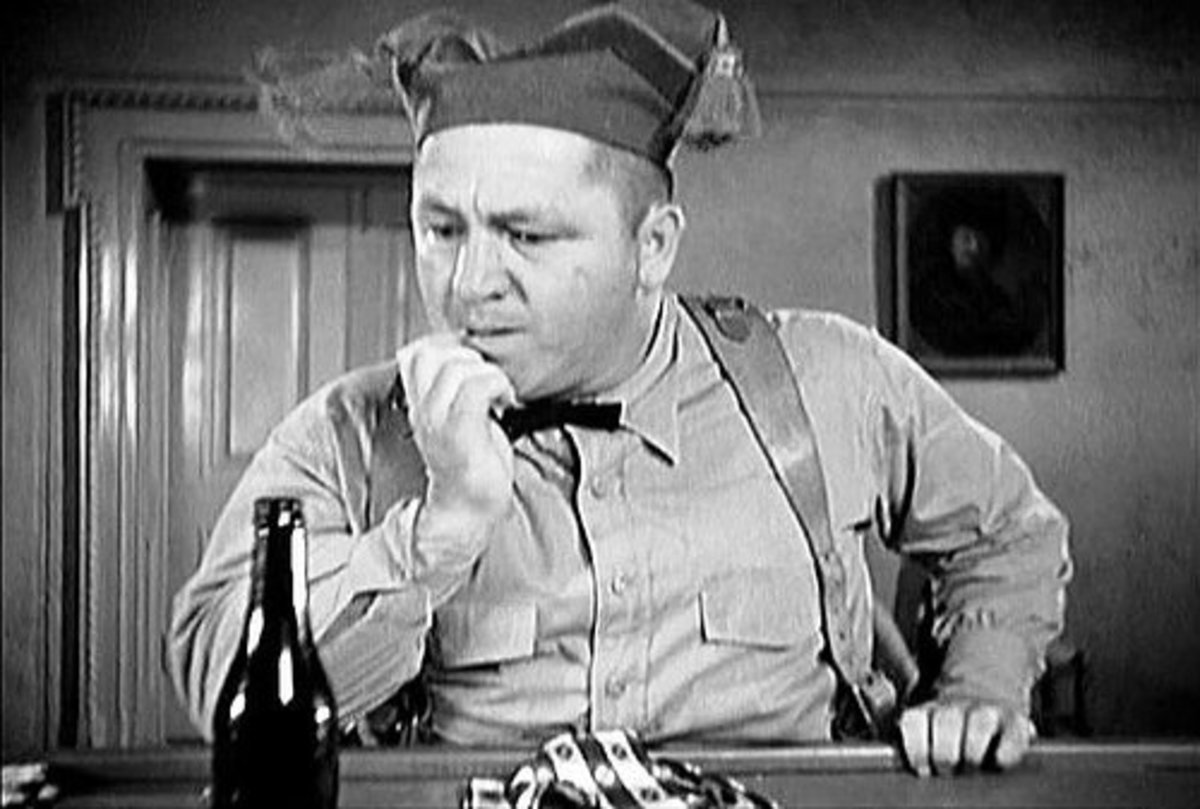 Curly Howard was One of the Most Beloved Members of the Three Stooges