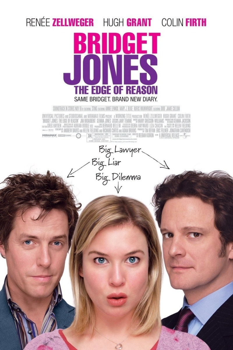 Film Review: Bridget Jones: The Edge of Reason