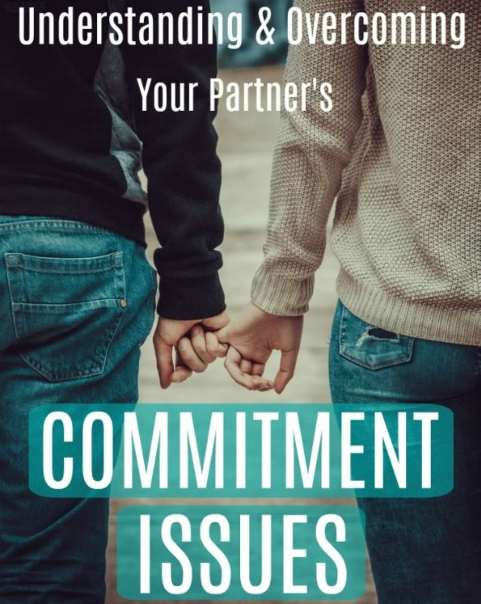 How to overcome commitment issues