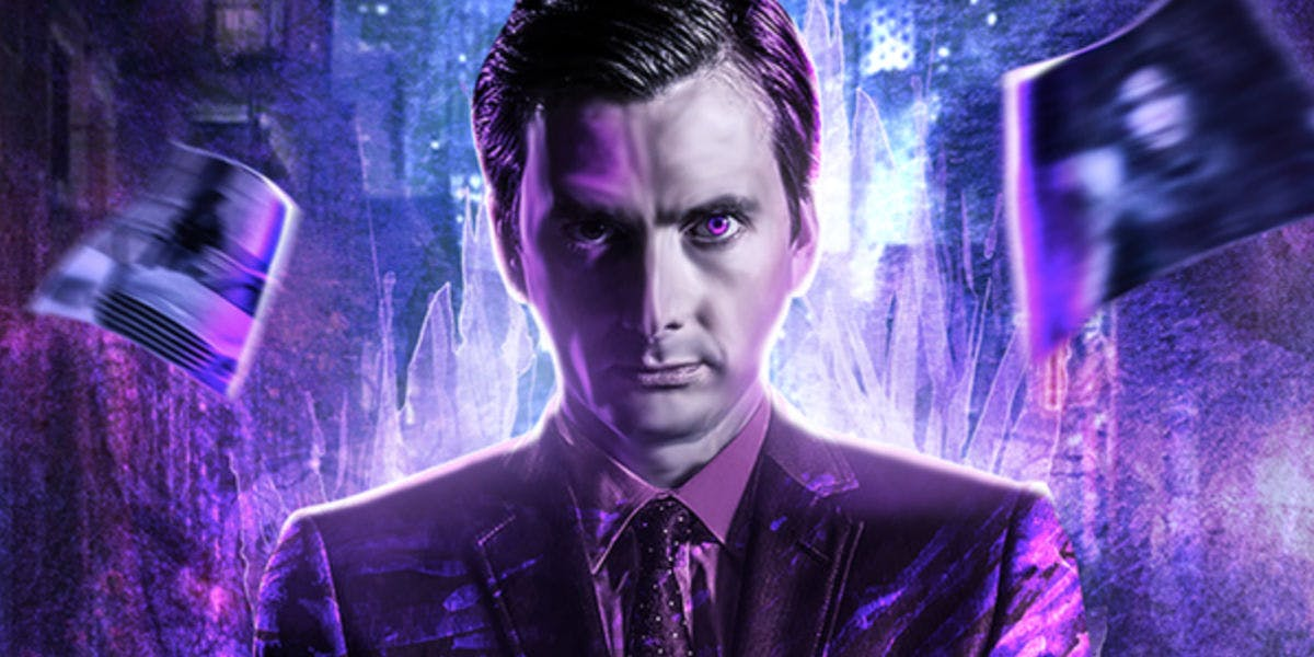 Kilgrave came from a tortured childhood.