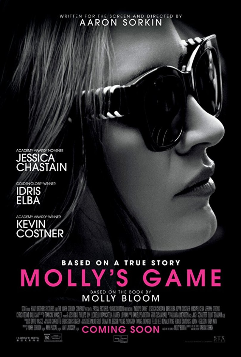 Molly's Game Is Another Astutely Written Success From Aaron Sorkin