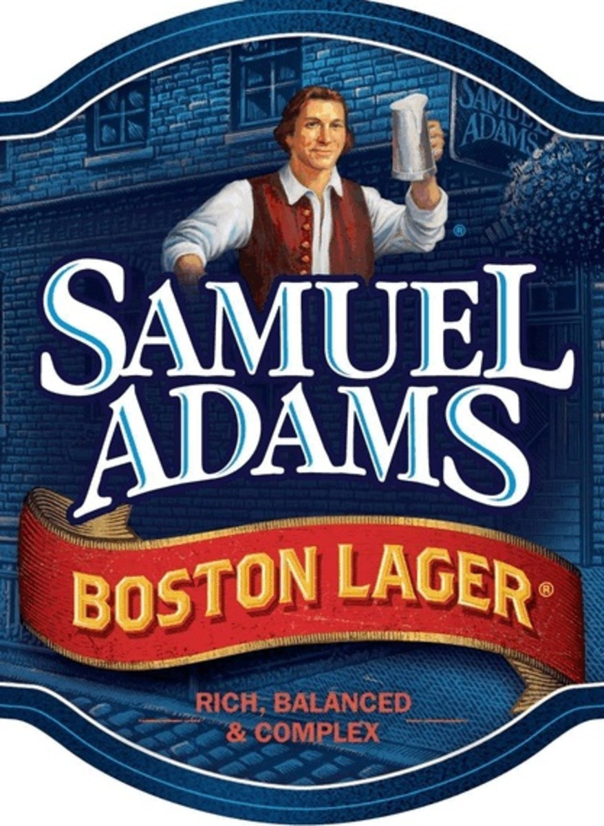 Even though Sam Adams went bankrupt as a beermaker, the Revolutionary hero is today portrayed on a variety of popular brews