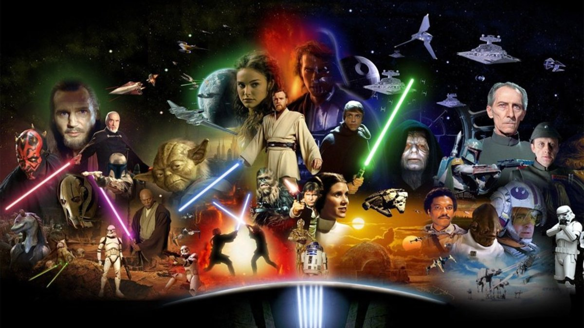 A Study of the Star Wars Prequels