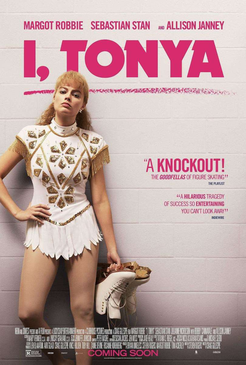 I, Tonya: Movie Review