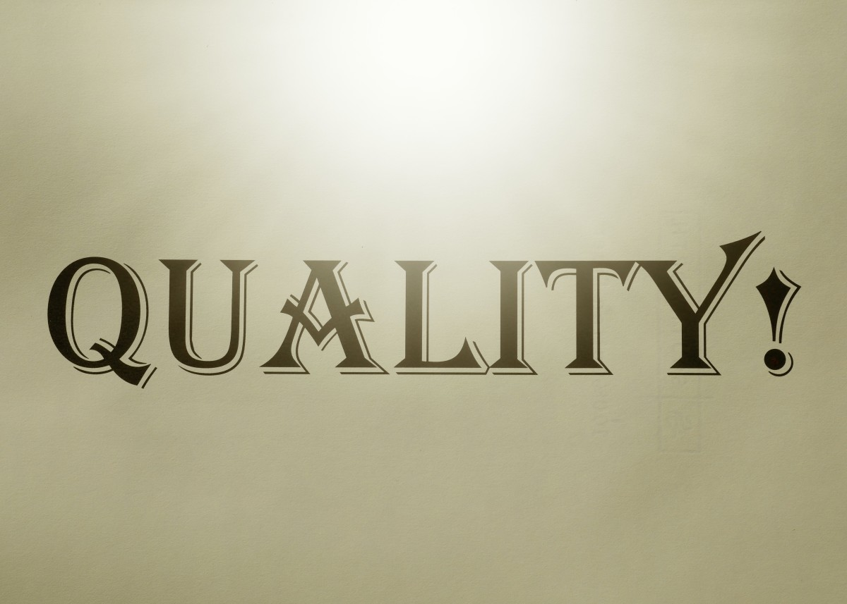 Sources of Quality Improvement to Better the Work Place