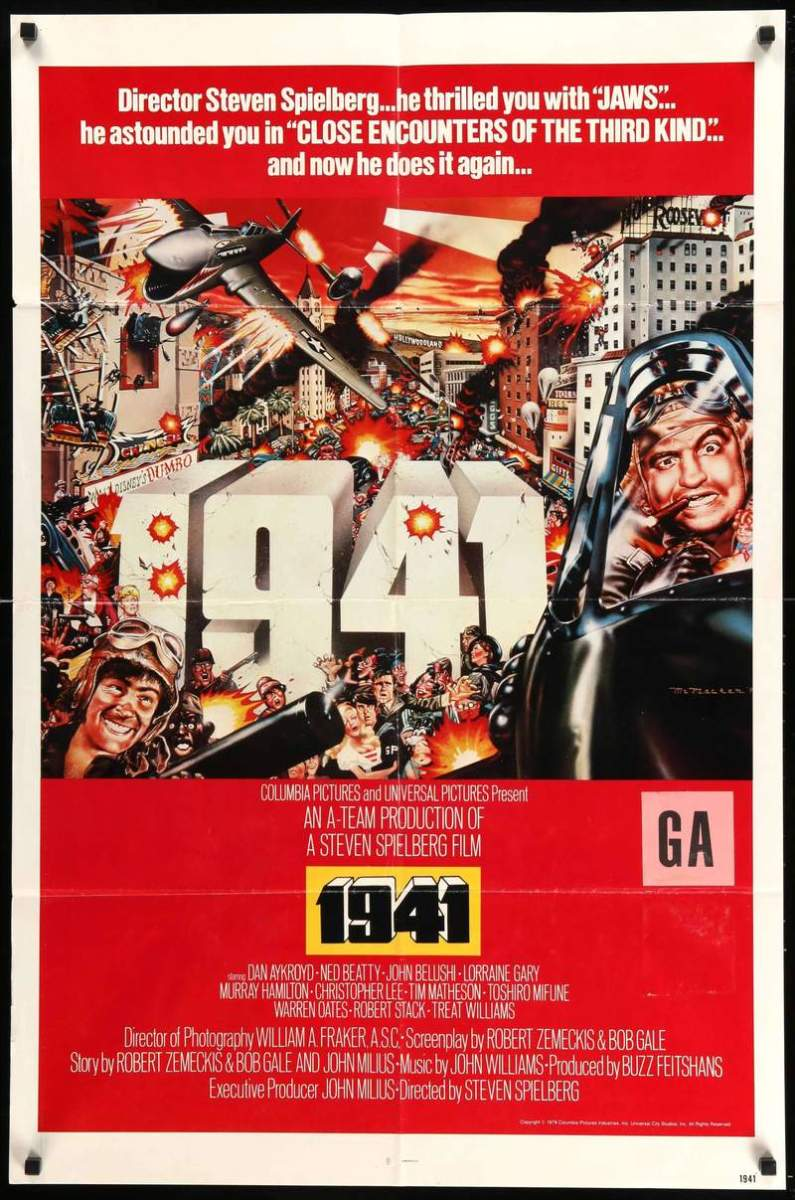Film Review: 1941