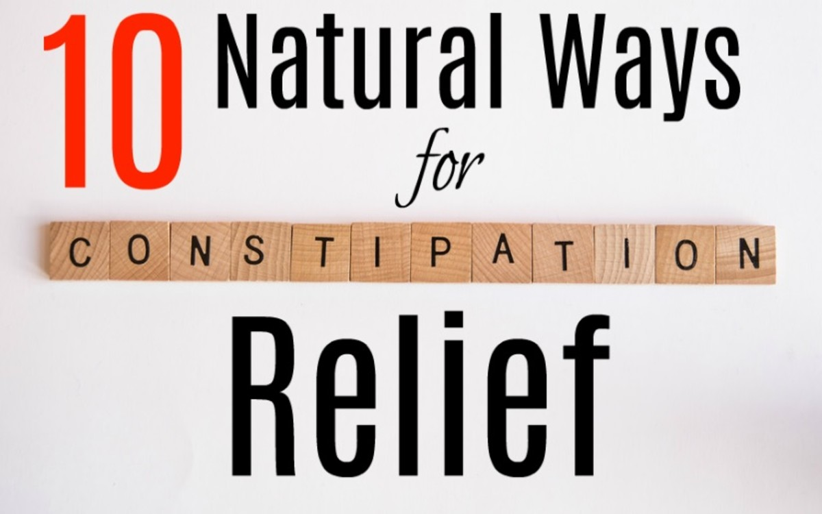 10 Natural Ways to Relieve Constipation