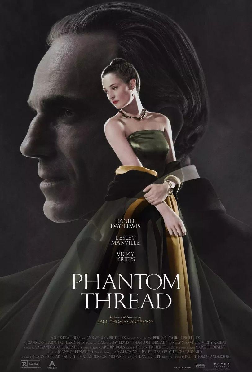 Phantom Thread: Movie Review