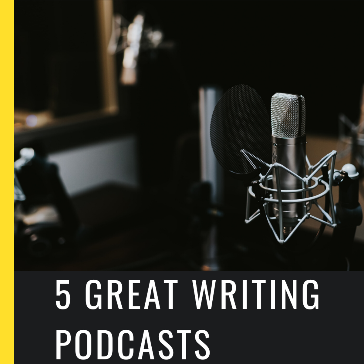 5 Writing Podcasts That Every Aspiring Author Should Listen To