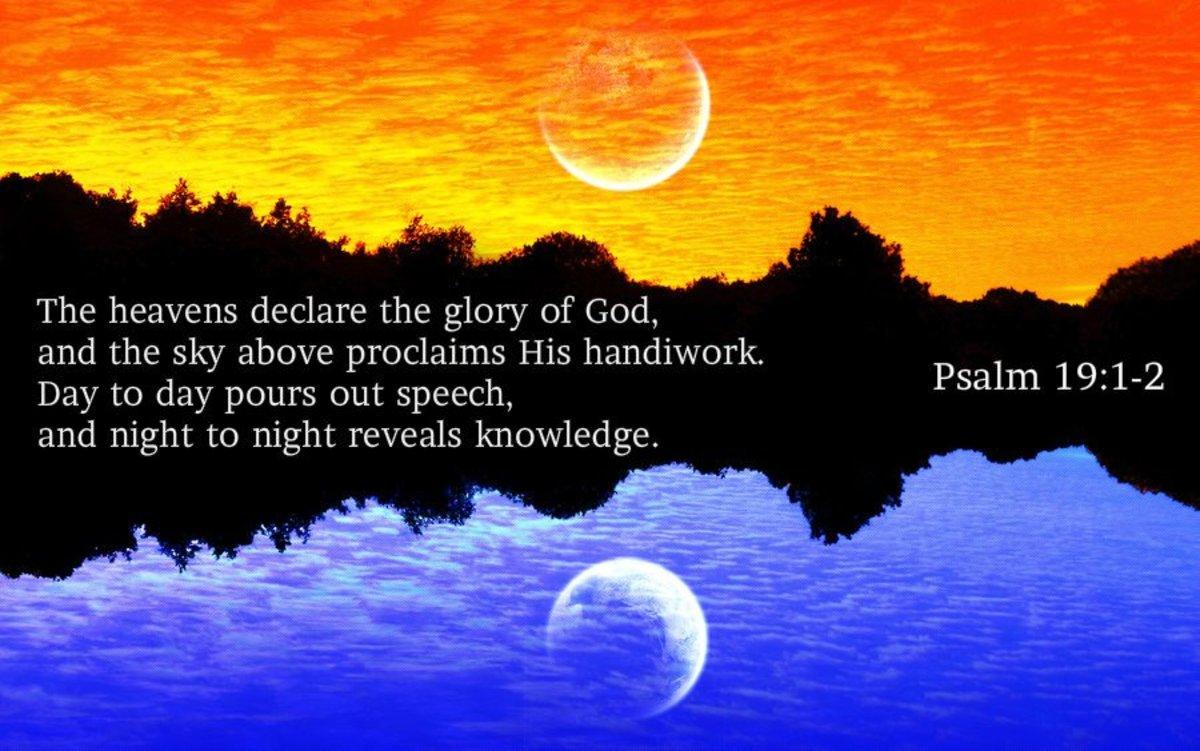 A Taste of God's Glory (Poem)