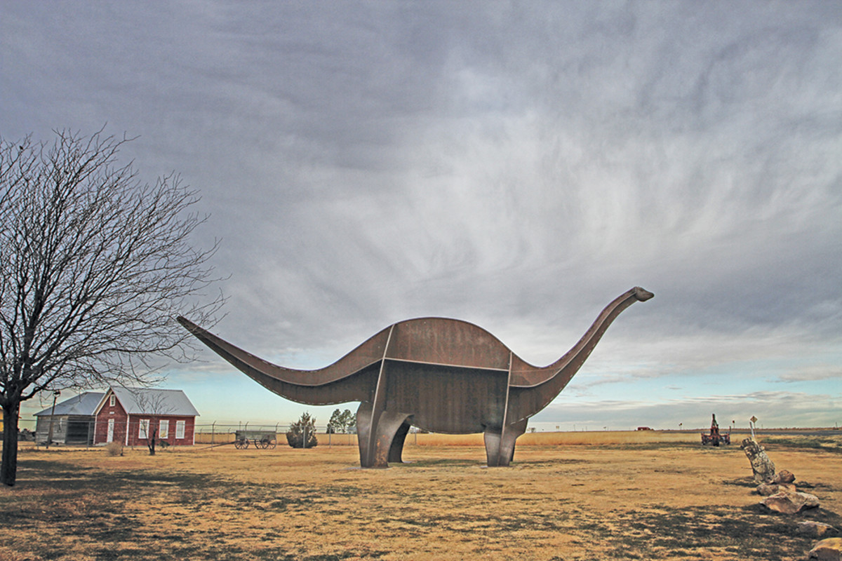 4 Unusual Creations in Oklahoma