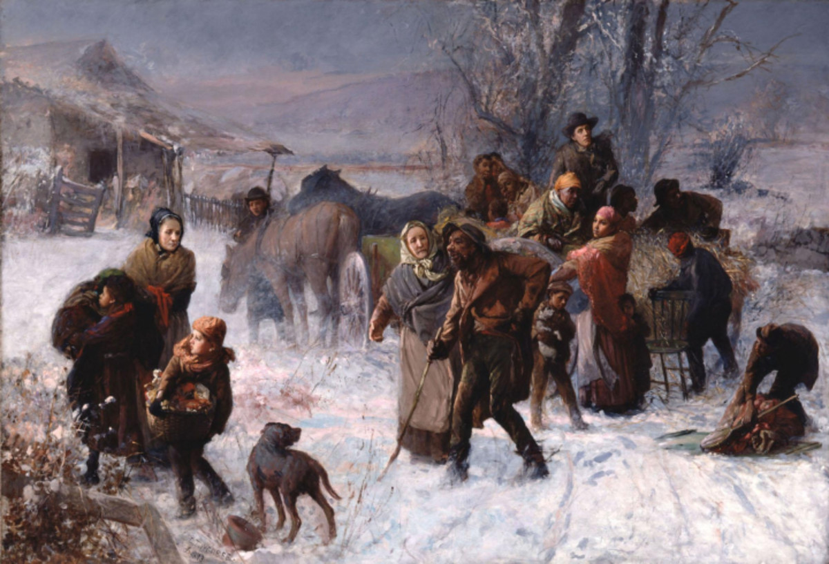 The Underground Railroad: Many Paths to Freedom