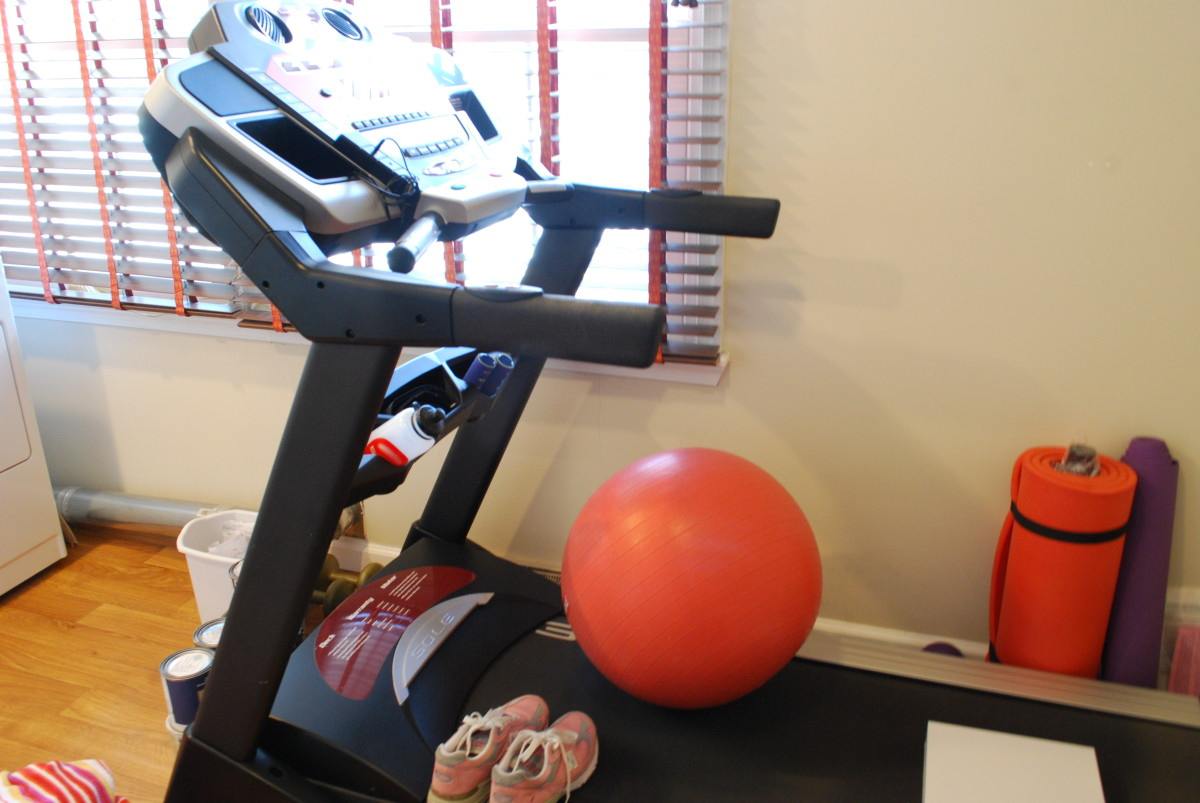 Binge Eating: Jaws and a Treadmill