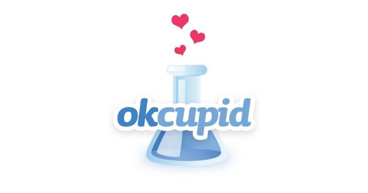 OkCupid dating persona testresultaten