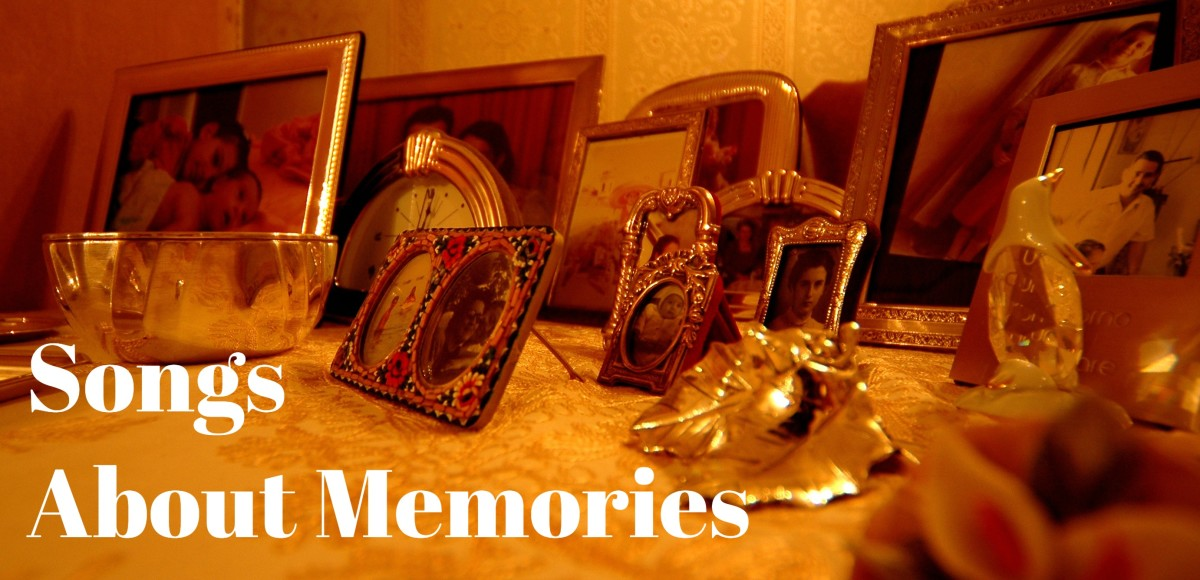 Remember the way it used to be? Bring back memories about the good times spent with friends, family, and old flames. Make a playlist of pop, rock, and country songs about memories and reminiscing.