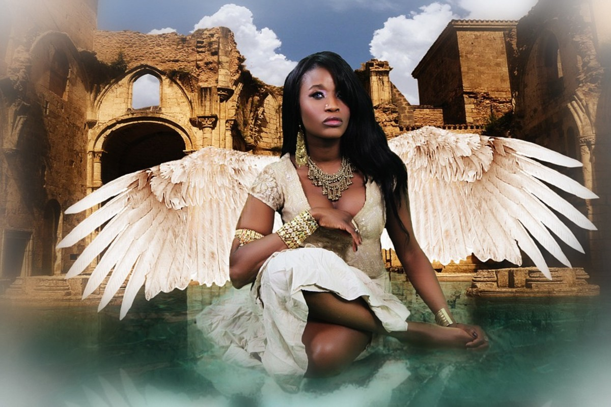Sight of an Angel - Valentine's Day Romantic Poetry