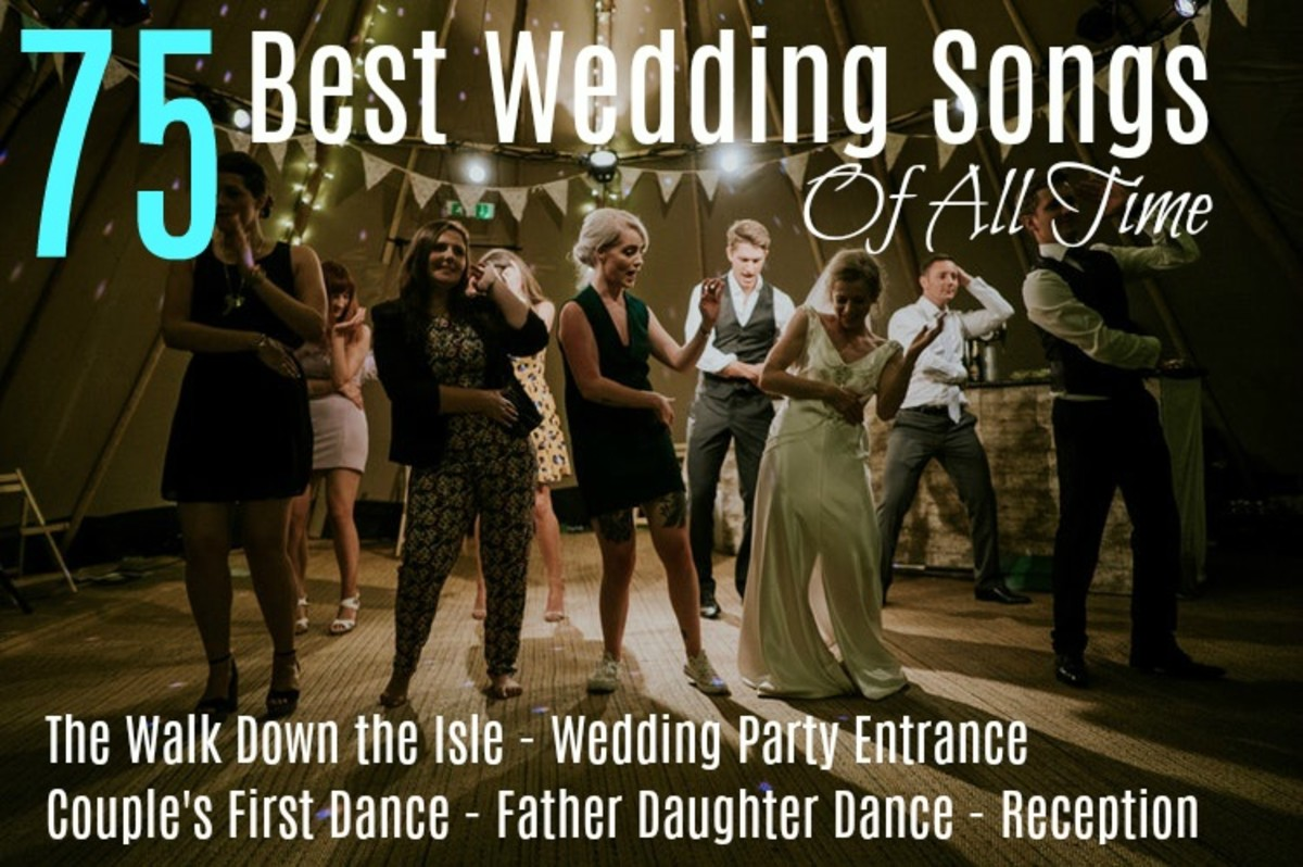 75 Best Wedding Songs of All Time