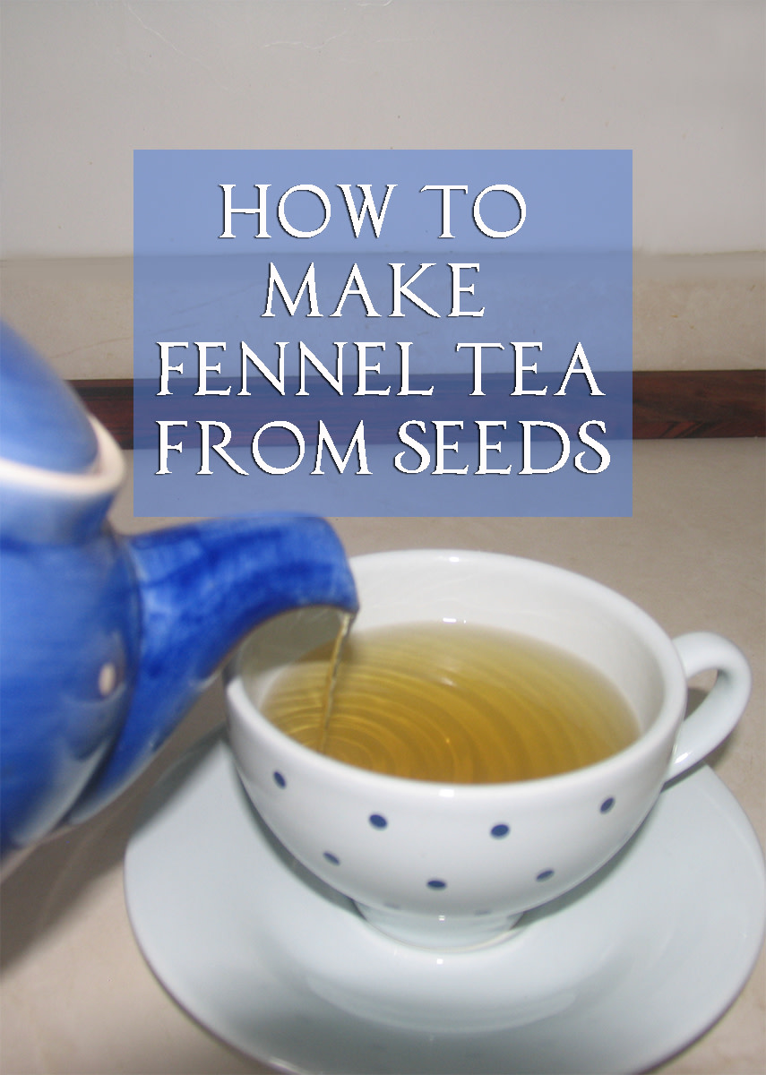 How to Make Fennel Tea Using Seeds