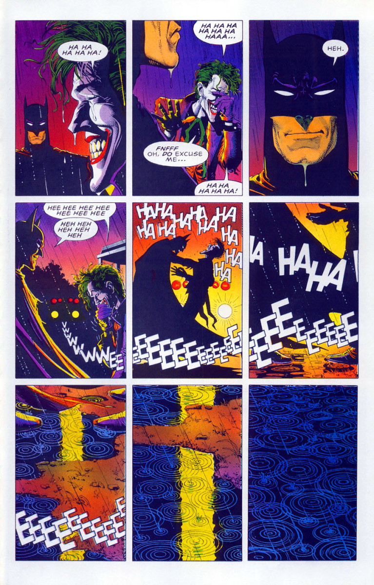 The Killing Joke's ending