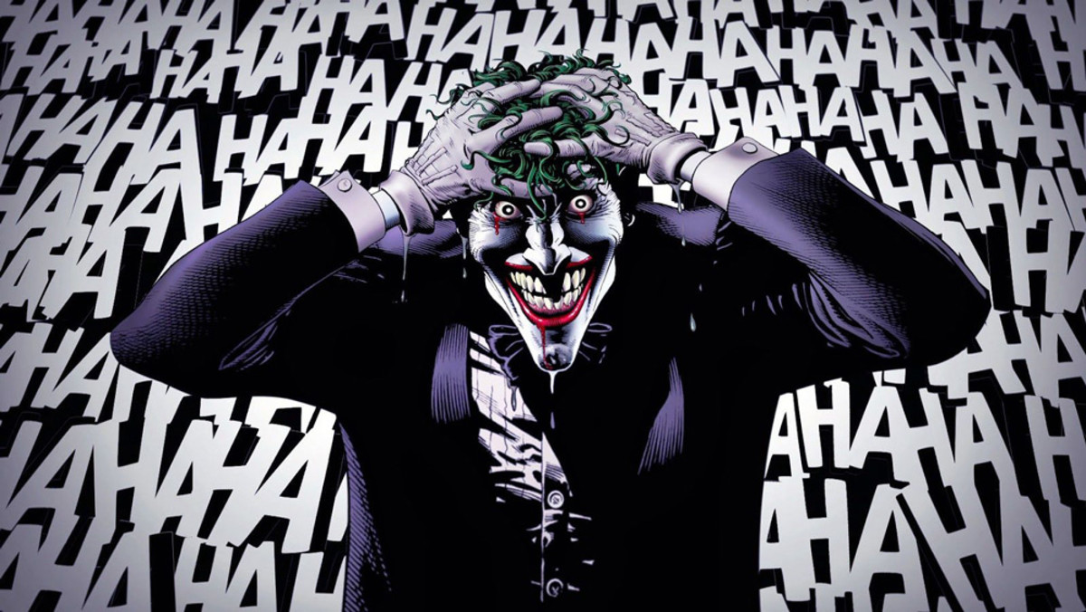The Two Unsolved Mysteries of Batman: The Killing Joke
