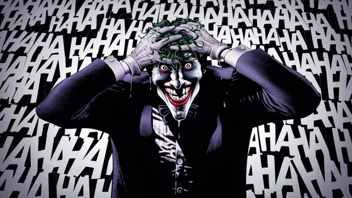 Joker's emergence