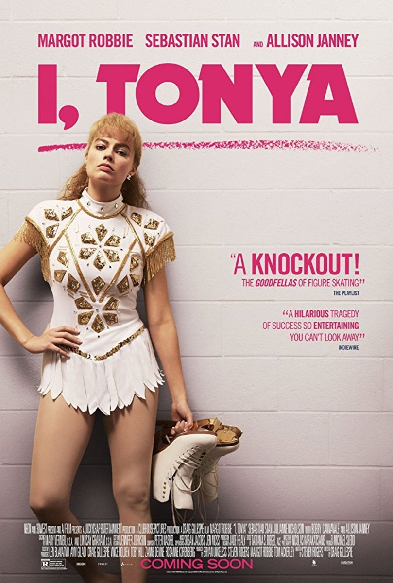 Tales Of An Olympic Ice Queen: I, Tonya