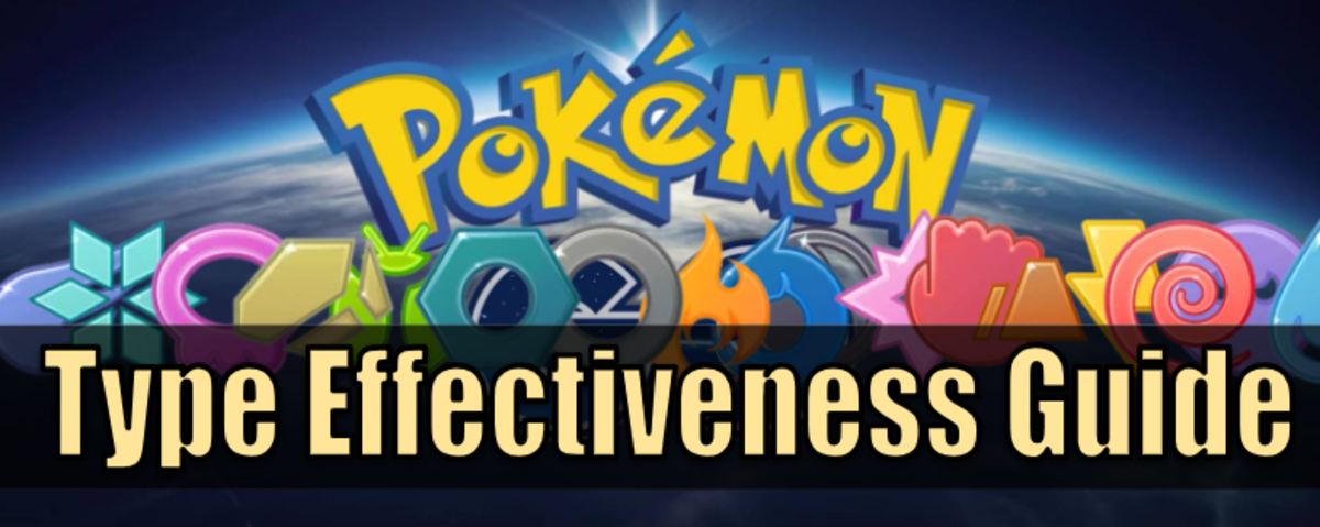 """Pokemon Go"" Type Strengths & Weaknesses Guide"