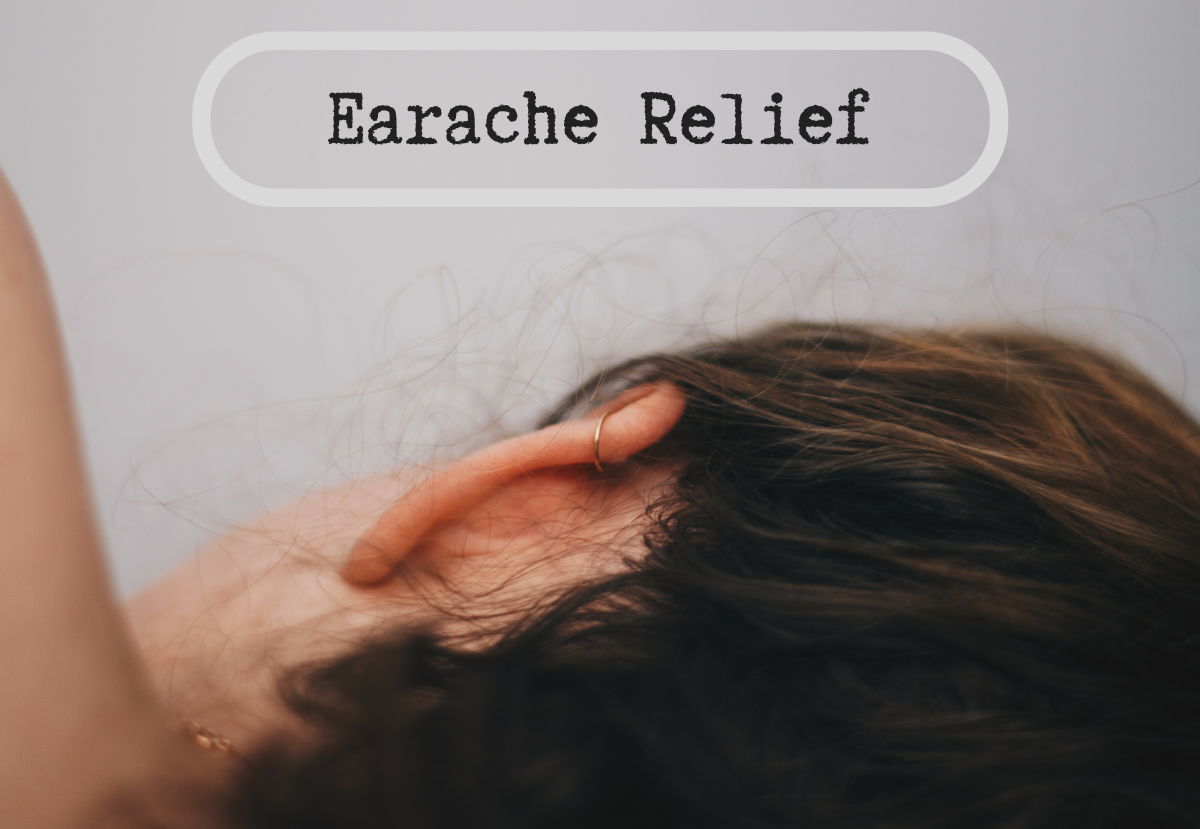 Common remedies for earaches.