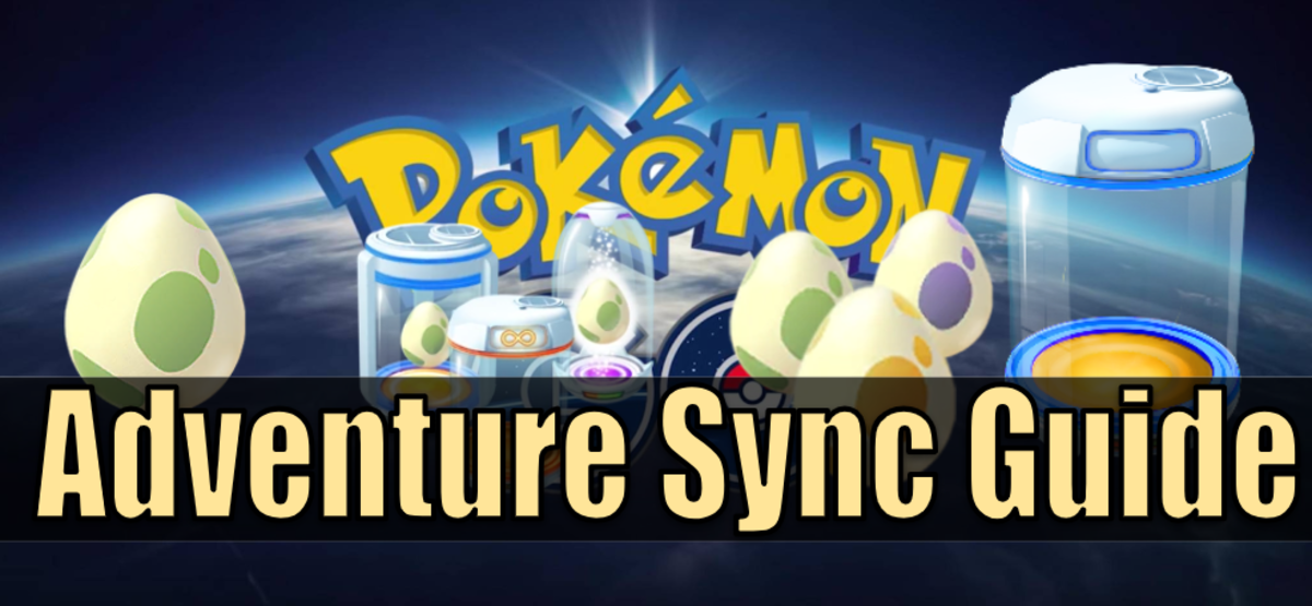 """Pokemon Go"" Adventure Sync Guide"