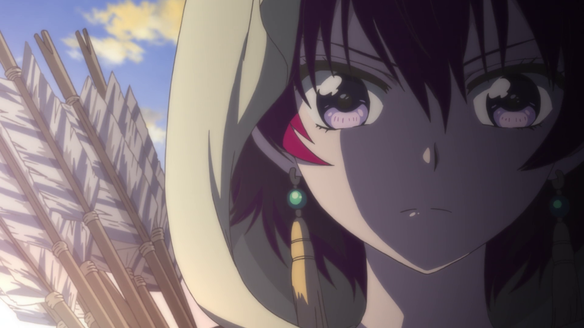 Anime Reviews: Yona of the Dawn