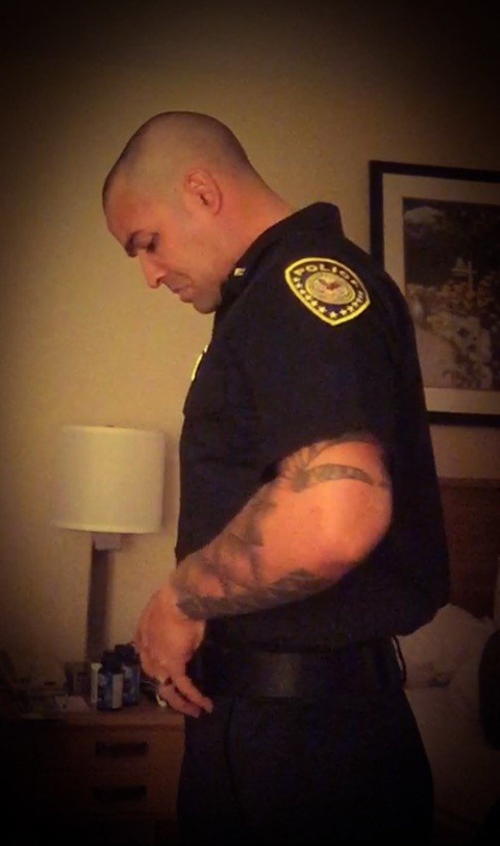 The Every Day Struggle:  Being a Police Officer